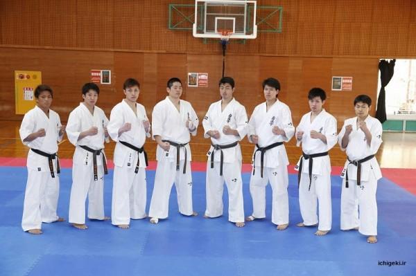 Japan Team (1)