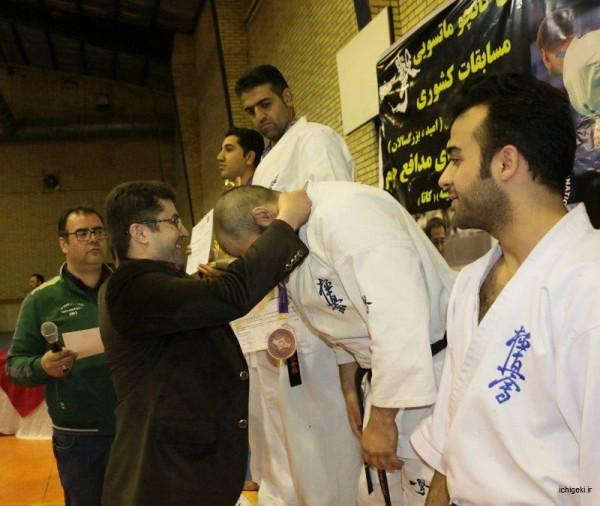 مسابقات قهرمان قهرمانان ایچی گکی کیوکوشین کاراته کانچوماتسویی